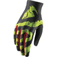 Youth Lime/Red Void Rampant Gloves