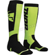 Black/Lime MX Socks