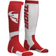 Red/White MX Socks