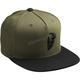 Olive/Black OG Snapback Hat - 2501-2771