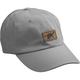 Womens Gray Rowdy Hat - 2501-2773