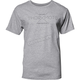 Mens Heather Gray X Tee Shirt