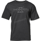 Mens Heather Charcoal X Tee Shirt