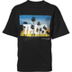 Boys Black San Diego Tee Shirt