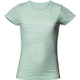 Girls Mint Establish Tee Shirt