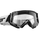 Black/White Combat Web Goggles  - 2601-2363