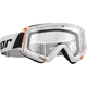 Orange/White Combat Web Goggles - 2601-2364