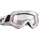 Pink/White Combat Cap Goggles - 2601-2367