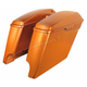 Amber Whiskey 4 in. Stretched Saddlebags - HW151009