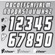 Jersey ID Kit - 2950-0035