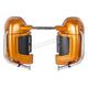 Amber Whiskey Lower Vented Fairings w/Hardware Kit - HW105009