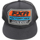 Charcoal Heather/Orange Race Division Hat - 173323-0630-00