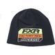 Navy/Orange Race Division Patch Beanie - 173324-4530-00