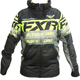 Black/Hi-Vis Race Division Tech Zip Hoody