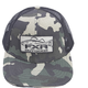 Urban Army Camo/Black Angler Hat - 171902-7610-00
