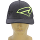 Charcoal/Hi-Vis Split Hat