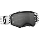 Black/White Prospect Goggles w/Light Sensitive Gray Work Lens - 262589-1007327