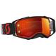Red/Black Prospect Goggles W/Orange Chrome Works Lens - 262589-1018280