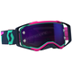 Teal/Pink/Purple Prospect Goggles w/Purple Chrome Works Lens - 262589-5720281