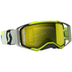 Black/Yellow Prospect Goggles w/Yellow Chrome Works Lens - 262589-1040289