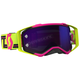 Pink/Yellow/Purple Prospect Goggles w/Purple Chrome Works Lens - 262589-5721281