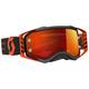 Black/Orange Prospect Goggles W/Orange Chrome Works Lens - 262589-1009280