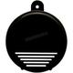 Gloss Black Mini-Beast 1 Air Horn - MB2-6B
