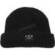 Black Vintage Cold Fusion Beanie - 19587-587-OS