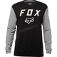 Black Contended Long Sleeve Tech Shirt