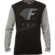 Black Fade to Track Tech Long Sleeve Shirt