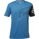 Heather Blue Moto Vation Tech T-Shirt