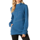 Women's Dusty Blue Certain Pullover Hoody
