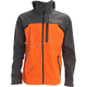 Charcoal/Orange Force Dual.5 Laminate Jacket