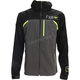 Black/Hi-Vis Force Dual.5 Laminate Jacket