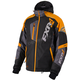 Black/Orange/Charcoal Mission FX Jacket
