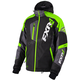 Black/Lime/Charcoal Mission FX Jacket