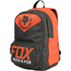 Orange Scramblur Lock Up Backpack - 20770-009-OS