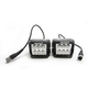D-SS Dually Side Shooter LED Driving Lights - 26231