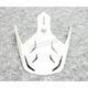 White Visor for HJC DS-X1 Helmets - 510-149
