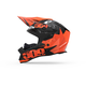 Orange Triangles Altitude Helmet w/Fidlock Technology
