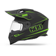 Lime Delta R3 Helmet w/Fidlock Technology