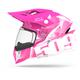 Pink Delta R3 Helmet w/Fidlock Technology