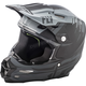 Matte Gray/Black F2 Carbon MIPS Forge Helmet