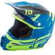 Black/Hi-Vis F2 Carbon MIPS Forge Helmet