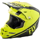 Hi-Vis/Black F2 Carbon Rewire Helmet