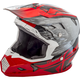 Red/Black Toxin MIPS Resin Helmet