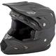 Matte Black Toxin Helmet
