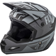 Youth Matte Gray/Black Elite Guild Helmet