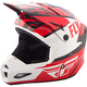 Red/White/Black Elite Guild Helmet