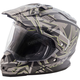Matte Gray/Hi-Vis Trekker Nova Helmet